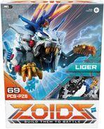 Wild Liger hasbro box