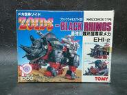 Black Rhimos newtype front box