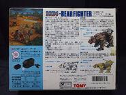 Bear Fighter box back