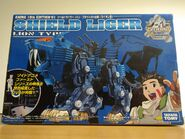 Shield Liger Anime 10th box front