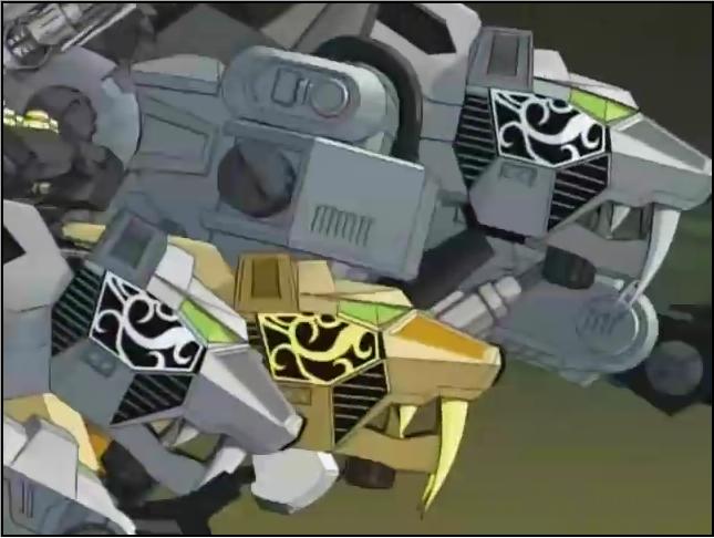 Zoids: Chaotic Century Episode 31