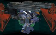 Gun sniper ls zoids vs