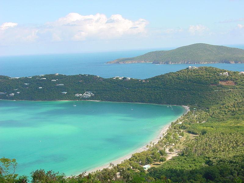 2002 A.D., St. Thomas, U.S. Virgin Islands