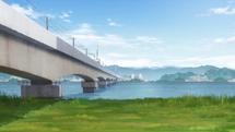 Lecho del río Matsuura