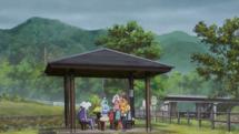 Rueda de agua Machikiri parque 1