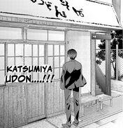 Katsumiya Udon 1