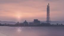 Central eléctrica de Karatsu