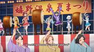 Festival de verano de Ureshino Onsen