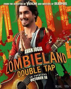 Berkeley - Double Tap poster