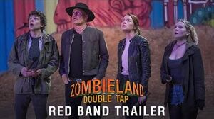ZOMBIELAND DOUBLE TAP - Red Band Trailer