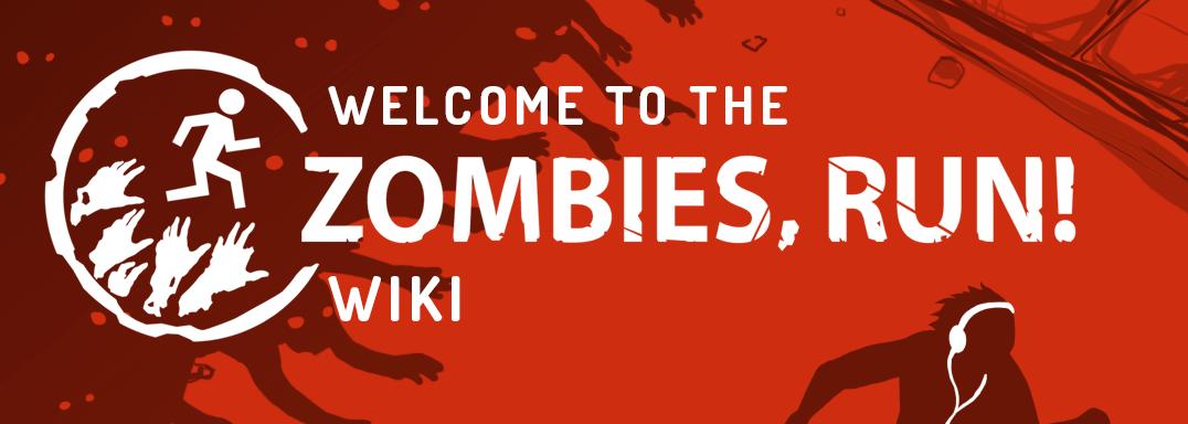 The Zombies, Run! logo