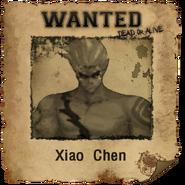 Xiao Chen Wanted