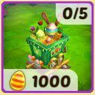 Easter Wagon