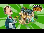 Get your exclusive clubhouse in Zoo 2- Animal Park! 🐨🦁🦊