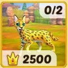 Serval Mother's Day 2021