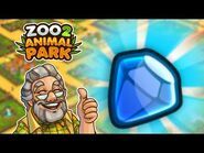 💎 How to get free diamonds in Zoo 2- Animal Park 🐼🦁 (no cheats or hacks required 😉)