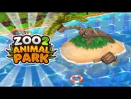 NEW in Zoo 2- Animal Park! 🐬🐙🦆 Water Animals 🌊🌊🌊