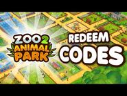 How to redeem Upjers codes in Zoo 2- Animal Park