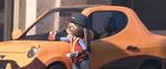 Judy Put A Ticket In A Car