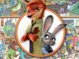 Look and Find: Zootopia