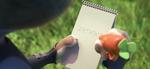 Pen Write Number