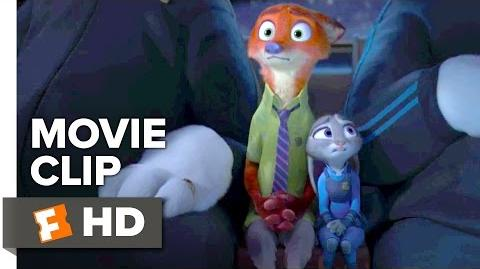Zootopia Movie CLIP - Fur of a Skunk (2016) - Disney Animated Movie HD