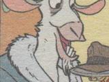 Goat guest