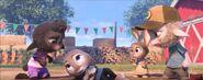 Judy looking