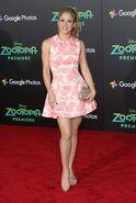 Shakira Pink Dress