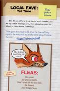 ZHB-Fleas