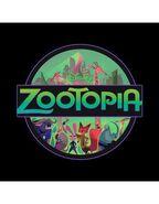 Zootopia DMR member exclusive shirt design art by Cory Loftis