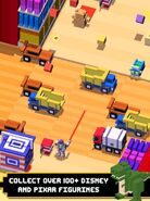 Crossy Road - Toy Story