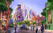 Zootopia Shanghai Disneyland.jpg