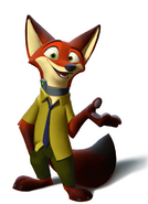 Nick's old consept design in Disney Infinity