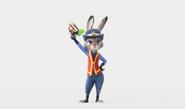 Judy Hopps Tranq Gun
