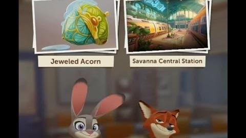 Zootopia Crime Files - 1x01 - The Jeweled Acorn & Blueprints (Story only)