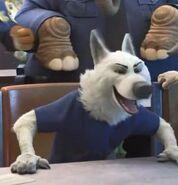 Grizzoli Wolf