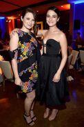 Jenny with Katie