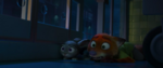 Judy And Nick Get Caught