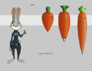 Carrot Pen Art