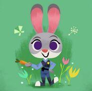 Judy Hopps Easter 2021