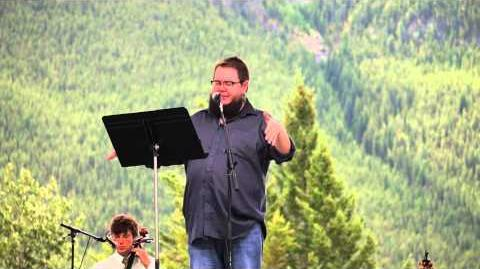 "Shane Koyczan - ""Heaven, or Whatever"" (Banff Shaw Amphitheatre)"