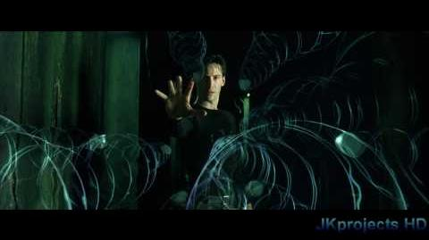 Matrix He is the one 1080p Full HD