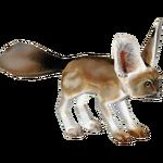 Bat-Eared Fox (Komodo93 & Penguinman)