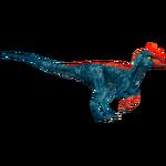 Adlapsusaurus (Alvin Abreu)