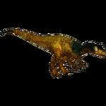 Allosaurus (Alvin Abreu)