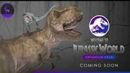 Welcome to JURASSIC WORLD pack coming soon...