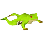 Ambient Red Eyed Tree Frog (Mika & Penguinman)