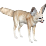 Fennec Fox (ZTSF Designs)