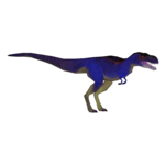 Alectrosaurus (Spooky Gecko)